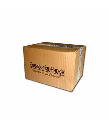 250 Pipas artesanales de tagua modelo Barril
