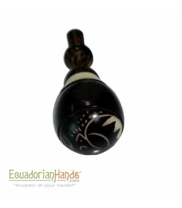 125 Handmade Smoking Pipes eco ivory tagua, Barril model