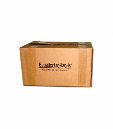 (6 kgs) PaloSanto Sawdust for Incense Cones. Bursera Graveolens
