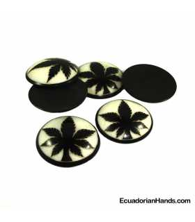 Tagua Beads, multipurpose tab