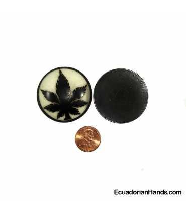 Tagua Beads, multipurpose tab