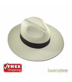 Sir Montecristi Panama Hat