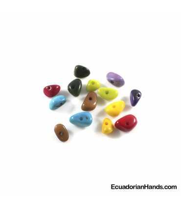 Tagua Bead Bit (1 unit)