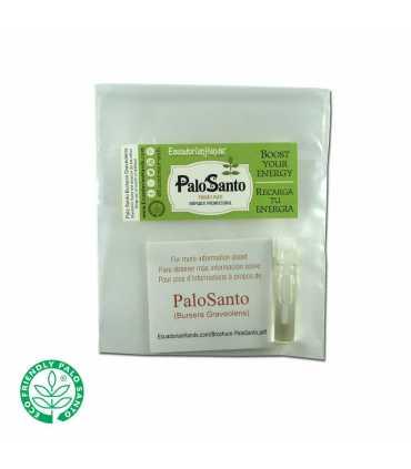 Vial 2ml Palo Santo Essential Oil 100% pure