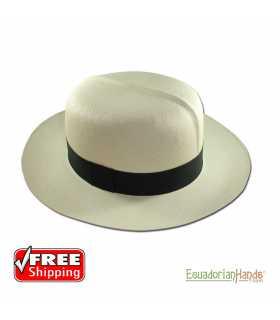 Optimo Fino Sombrero de Panamá Montecristi