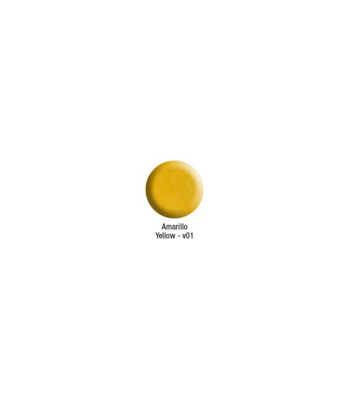 Blank Lin 18 Tagua Bead (80 units) YELLOW