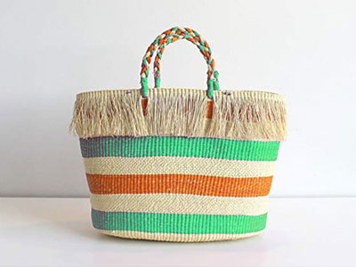 Learn about the handicrafts made of toquilla straw
