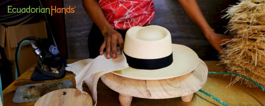 Panama Hat care
