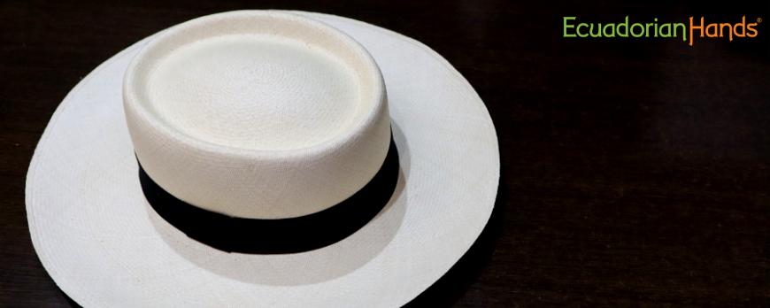 Sombrero de paja tendencia