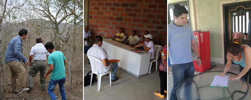 /Reforestation Program Joa ecuadorian hands