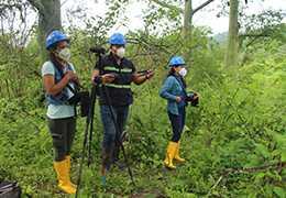 Aprende a trabajar de forma sostenible con los bosques de PaloSanto | GIZ Ecuador