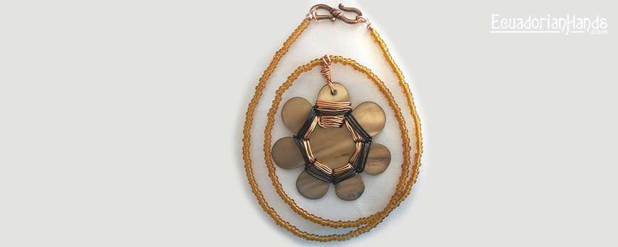 Pine ridge treasures: Our 2nd participant of our August Jewelry Making Contest. WIN Tagua Beads!