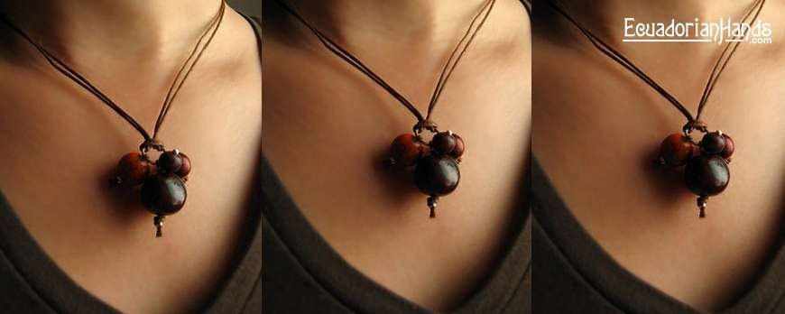 Winner Tagua Beads Tania jewelry designer joins our September Jewerly Making Contest