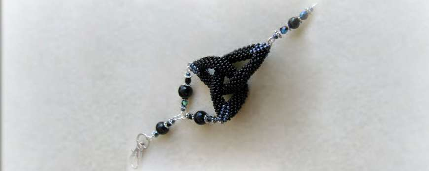 Celtic Woman by Rebeca Rodriguez - Bead Contest June 2011