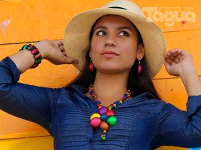 How to use tagua jewelry according to fashion styles?