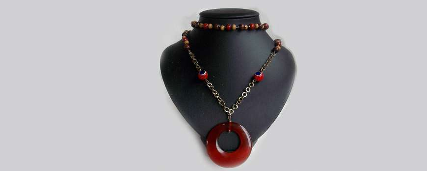 WINNER April 2011 – Biambi by Coffee Lovah – Jewelry Making Contest